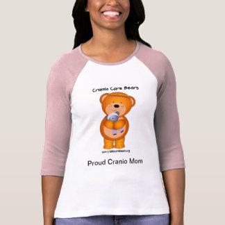 Cranio Care Bears - Proud Cranio Mom T-Shirt