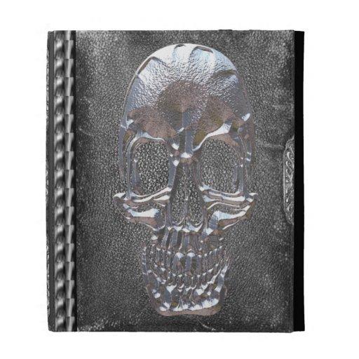 Cranium Sound Ghost iPad Folio Covers