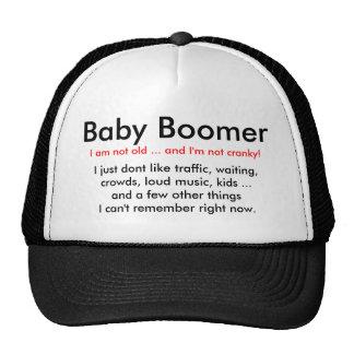 Cranky Baby Boomer - Hat