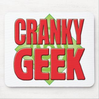Cranky Geek v2 Mousemat