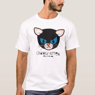 cranky kitty t-shirt