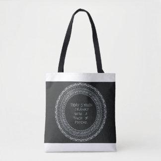 Cranky Tote Bag