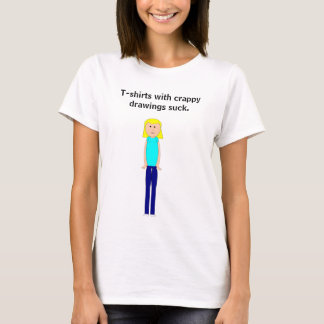 Crappy Drawings T-Shirt