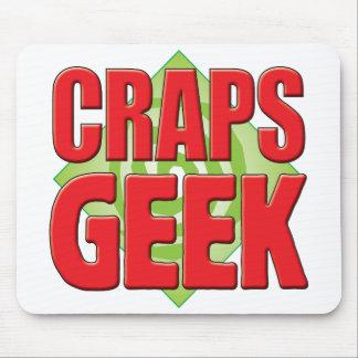 Craps Geek v2 Mousemats