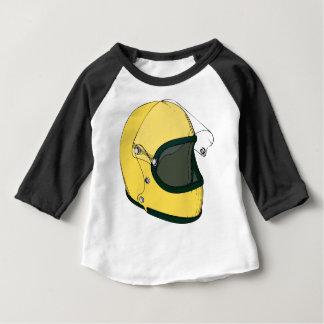 Crash Helmet Baby T-Shirt