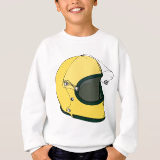 Crash Helmet Sweatshirt