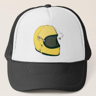 Crash Helmet Trucker Hat