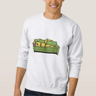 Crash Pad Tets Dummy Sweatshirt