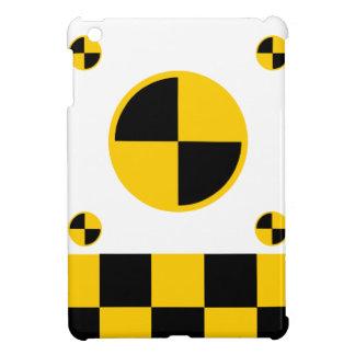 Crash Test Markers iPad Mini Covers