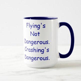 Crashing Mug