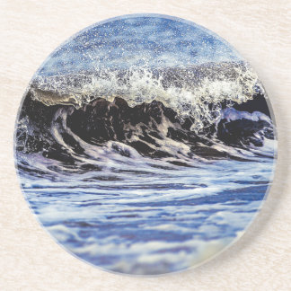Crashing Wave Beverage Coasters