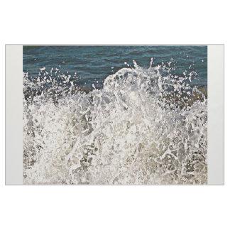 Crashing Wave Fabric