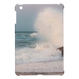 Crashing wave iPad mini case