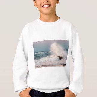 Crashing wave sweatshirt