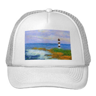 Crashing Waves by Lighthouse, Hat