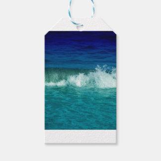 Crashing Waves Gift Tags