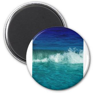 Crashing Waves Magnet
