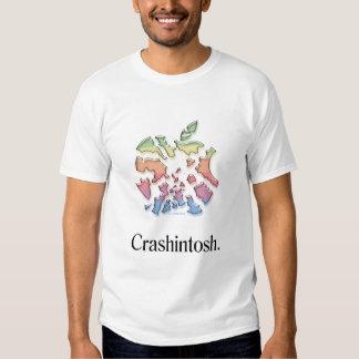Crashintosh T Shirts