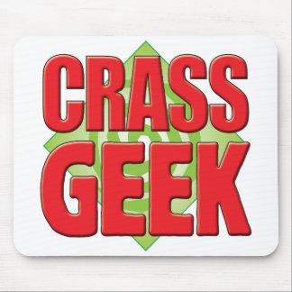 Crass Geek v2 Mouse Mat