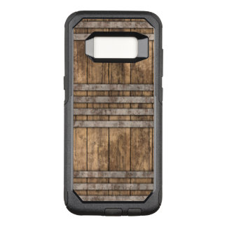 Crate and Barrel Wood OtterBox Commuter Samsung Galaxy S8 Case