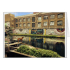 Crate Brewery Canal Side River Lea Card