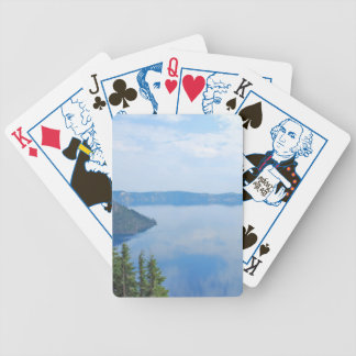 Crater Lake National Park Bicycle Playing Cards