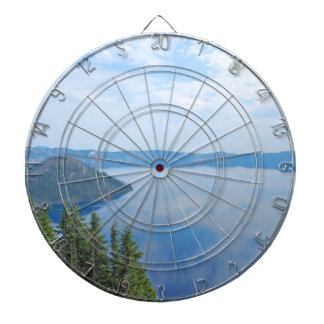 Crater Lake National Park Dartboard