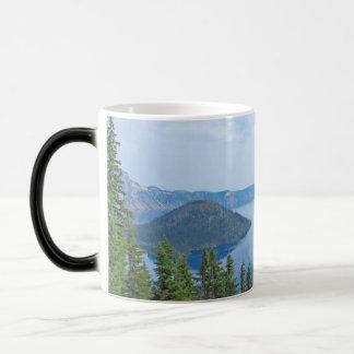 Crater Lake National Park Magic Mug