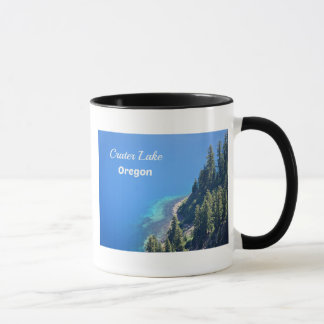 Crater Lake National Park, OR Mug