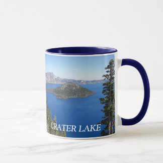 Crater Lake National Park Photo Coffee Mug