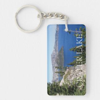 Crater Lake National Park Photo Key Ring