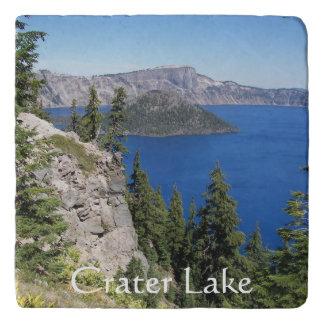 Crater Lake National Park Photo Trivet