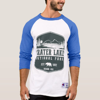 Crater Lake National Park T-Shirt