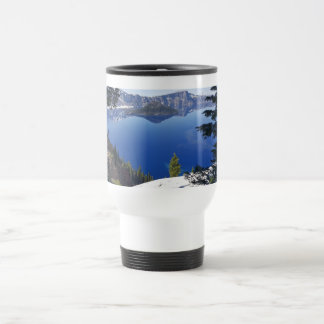 Crater Lake National Park Travel mug