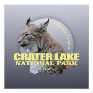 Crater Lake NP (Lynx) WT