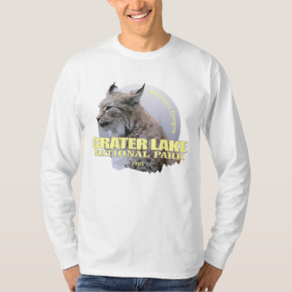 Crater Lake NP (Lynx) WT T-Shirt
