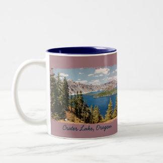 Crater Lake Oregon Coffee Mug