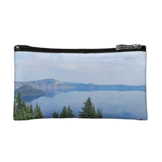 Crater Lake Oregon Cosmetic Bag
