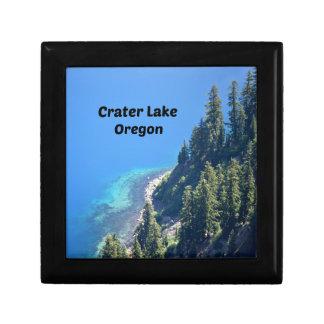 Crater Lake, Oregon Gift Box