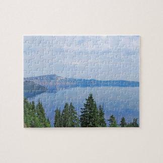 Crater Lake Oregon Jigsaw Puzzle