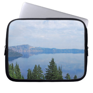 Crater Lake Oregon Laptop Sleeve