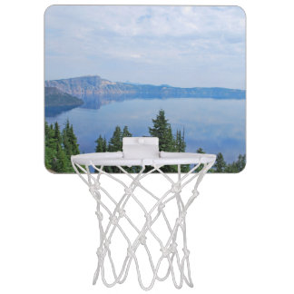 Crater Lake Oregon Mini Basketball Hoop