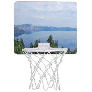 Crater Lake Oregon Mini Basketball Hoop
