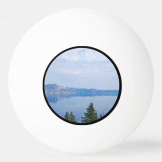 Crater Lake Oregon Ping Pong Ball