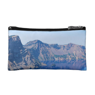 Crater Lake Phantom Ship Cosmetic Bag