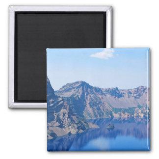 Crater Lake Phantom Ship Magnet