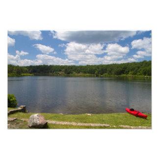 Crater Lake - Scenic NJ Photo Print