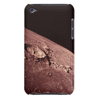 Crater on the Moon iPod Touch Cases