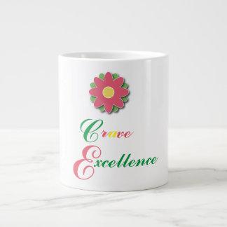 Crave Excellence Mug