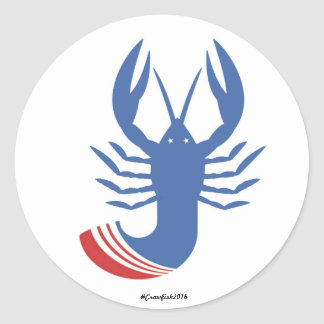#Crawfish2016 Sticker